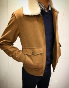 camel manteau