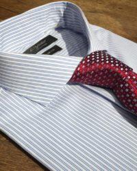 chemise col cutaway